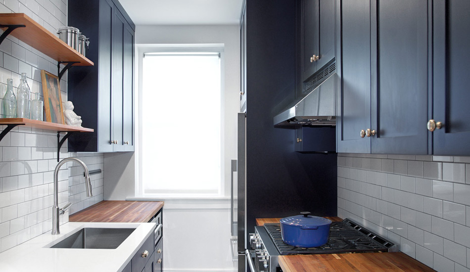 Deep Blue (DPB) Kitchen completed!