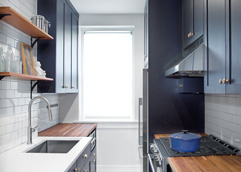 Deep Blue (DPB) Kitchen